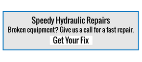 Speedy Hydraulic Repairs - Get Your Fix!